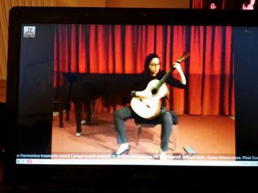 Concerto Masterclass Marcin Dylla - Roma 9/02/2014