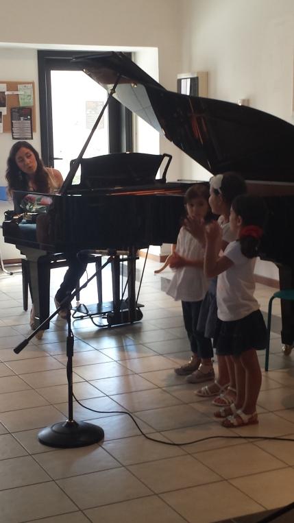 """Scuola di Musica """"V. Persichetti - Propedeutica musicale"""