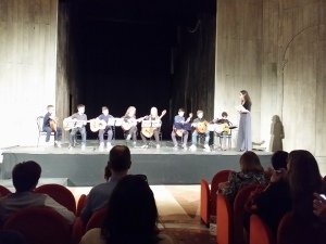 Orchestra di Chitarre - 30 maggio 2014