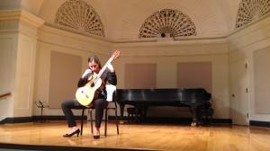Concert at Mannes