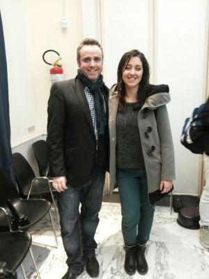 with Matthew McAllister