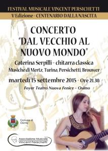 Caterina Serpilli @ Osimo